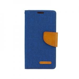 Pouzdro CANVAS Fancy Diary Xiaomi Redmi 5A modrá