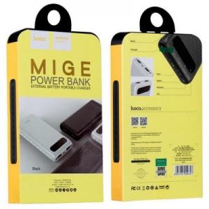 POWER Bank HOCO Mige B20A - 20000mAh barva černá
