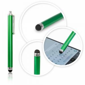 Dotykové pero (stylus) kapacitní PERO barva zelená