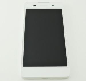 Dotyková deska Sony Xperia E5 F3311 + LCD bílá