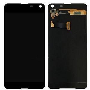 Dotyková deska Nokia / Microsoft 650 Lumia + LCD černá