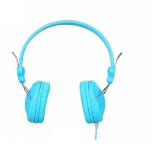 Sluchátka HOCO Manno W5 barva modrá