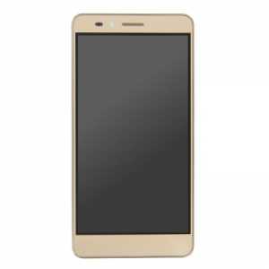 Dotyková deska Huawei Honor 5X + LCD s rámečkem zlatá