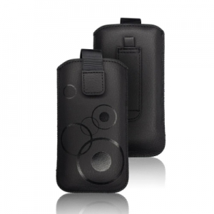 Pouzdro DEKO Samsung N7000, N7100, N9000, N910 barva černá