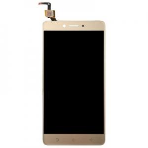 Dotyková deska Lenovo K6 NOTE + LCD zlatá