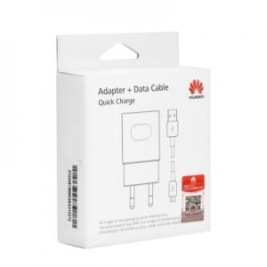 Nabíječ Huawei AP32 Fast Charger 2A micro USB (blistr) bílá originál