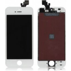 Dotyková deska iPhone 5 + LCD bílá Class A