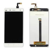 Dotyková deska Xiaomi Mi4 + LCD bílá