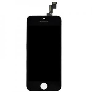 Dotyková deska iPhone 5S + LCD černá Class A