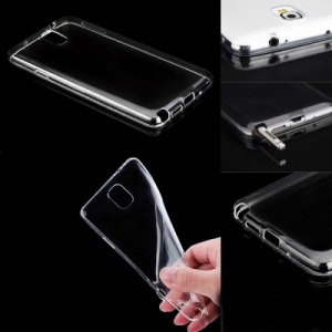 Pouzdro Back Case Ultra Slim 0,3mm Sony Xperia M4 AQUA E2303 transparentní