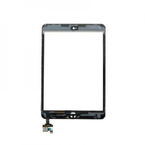 Dotyková deska Apple iPad mini, mini 2 včetně IC + tlačítko HOME černá