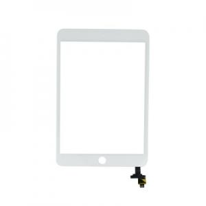 Dotyková deska Apple iPad mini 3 včetně IC bílá