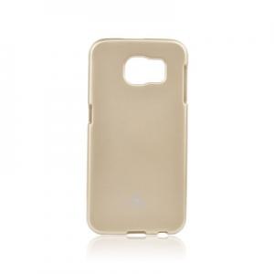Pouzdro MERCURY Jelly Case Huawei HONOR 7X zlatá