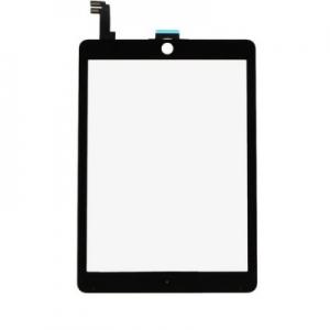 Dotyková deska Apple iPad AIR 2 černá originál + tlačítko HOME + Lepítka