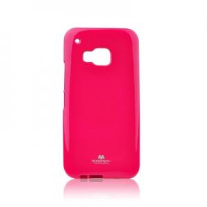Pouzdro MERCURY Jelly Case Samsung A530 Galaxy A5 (2018) / A8 (2018) růžová