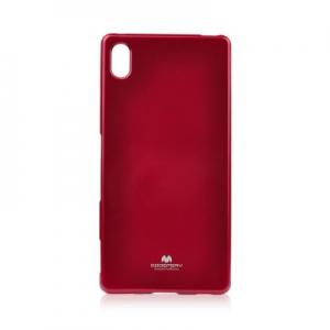 Pouzdro MERCURY Jelly Case Samsung A530 Galaxy A5 (2018) / A8 (2018) červená