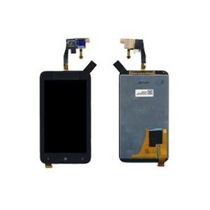 Dotyková deska HTC RADAR + LCD černá originál