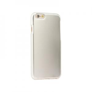 Pouzdro MERCURY i-Jelly Case METAL iPhone 5, 5S, 5C, SE zlatá