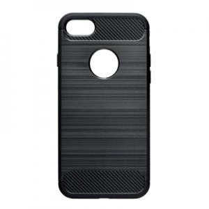 Pouzdro Forcell CARBON Huawei P10 Lite černá