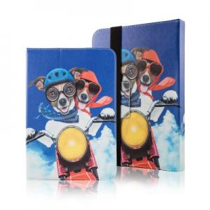 Pouzdro na TABLET 7´´- 8´´ Comfort - Psi na motorce