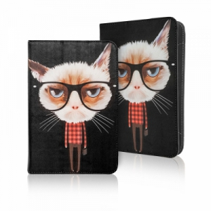 Pouzdro na TABLET 7´´- 8´´ Comfort - Kočka