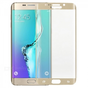 Tvrzené sklo FULL FACE Samsung A720 Galaxy A7 (2017) zlatá