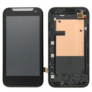 Dotyková deska HTC DESIRE 310 + LCD s rámečkem černá (Single SIM)