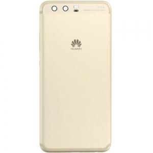 Huawei P10 kryt baterie originál zlatá