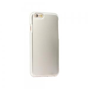 Pouzdro MERCURY i-Jelly Case METAL Huawei P20  zlatá