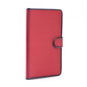 Pouzdro na TABLET 9´´- 10´´ Colourful Fancy - barva červená