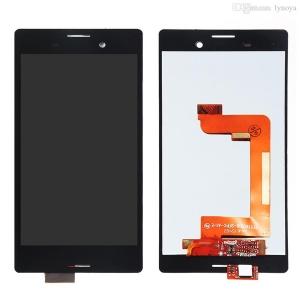 Dotyková deska Sony Xperia M4 AQUA E2303 + LCD černá