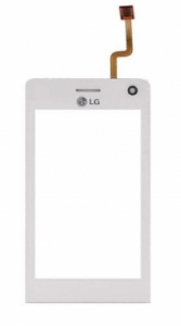 Dotyková deska LG KU990 original bílá