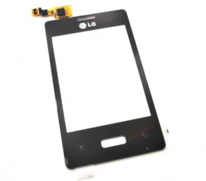 Dotyková deska LG L3 E400 černý originál