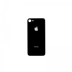 Kryt baterie + lepítka iPhone 8 (4,7) barva black / grey