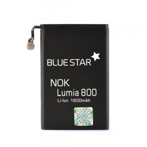 Baterie BlueStar Microsoft / Nokia 800 Lumia BV-5JW 1750mAh Li-ion