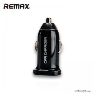 CL adaptér REMAX (RCC101) 1xUSB 2,1A barva černá