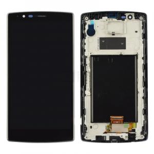 Dotyková deska LG G4 H815 + LCD + rámeček černá