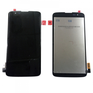 Dotyková deska LG K7 MS330 + LCD černá - není určeno pro K7 X210
