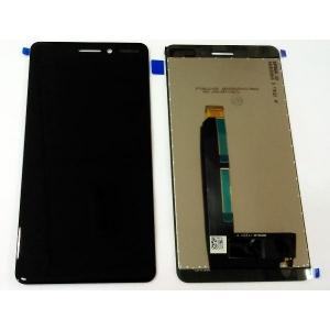 Dotyková deska Nokia 6.1 - 6 (2018) + LCD černá