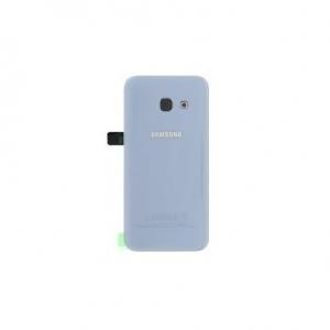 Samsung A720 Galaxy A7 (2017) kryt baterie + lepítka modrá