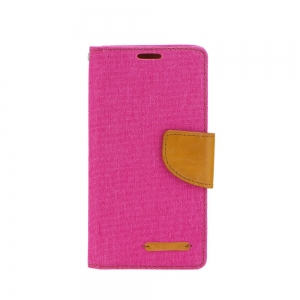 Pouzdro CANVAS Fancy Diary Xiaomi Redmi 5 PLUS růžová
