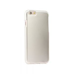 Pouzdro MERCURY i-Jelly Case METAL Samsung A510 Galaxy A5 (2016) zlatá