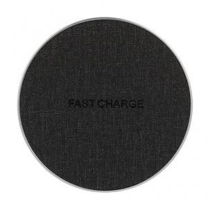 Indukční nabíječ FC02 FAST Charge 2A barva černá