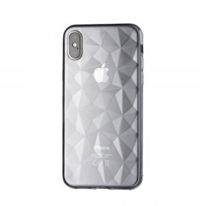 Pouzdro Forcell PRISM Huawei Y7 (2018), Y7 PRIME (2018), barva transparent