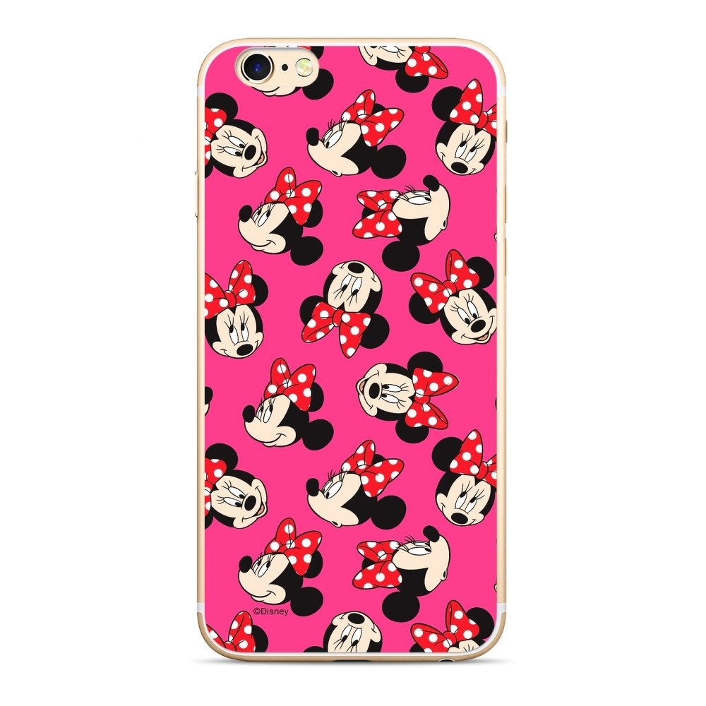 Pouzdro iPhone X, XS (5,8) Minnie Mouse vzor 019