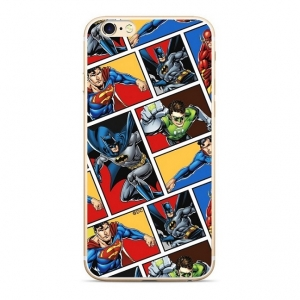 Pouzdro iPhone 5, 5S, 5C, SE Justice League vzor 001