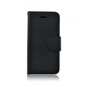 Pouzdro FANCY Diary TelOne Huawei HONOR 7s barva černá