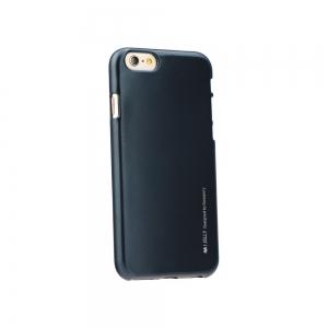 Pouzdro MERCURY i-Jelly Case METAL iPhone 7 Plus, 8 Plus (5,5) černá