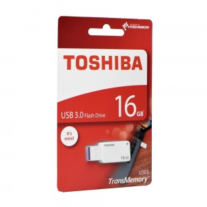 USB Flash Disk (PenDrive) TOSHIBA U303 16GB USB 3.0