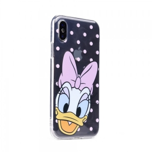 Pouzdro Huawei Y5 (2018) Daisy Duck vzor 004
